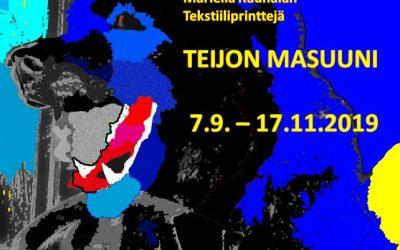 Näyttely: Vahva henki 7.9.-17.11.2019